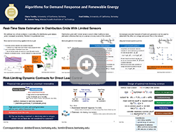 Algorithms for Demand Response and Renewable Energy Integration