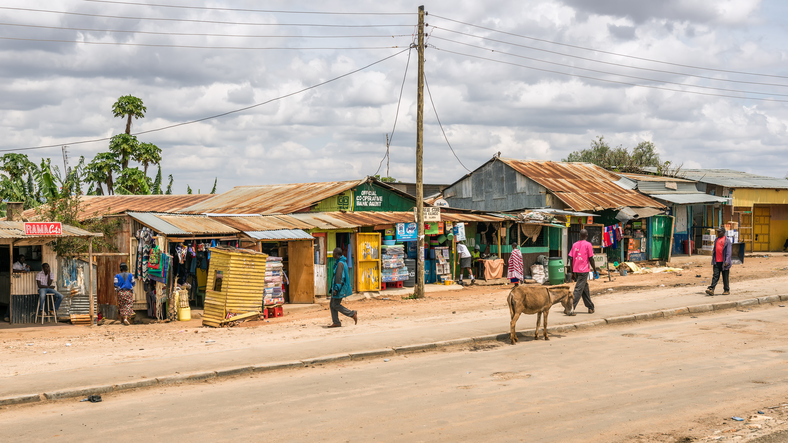 A data analysis of energy consumption in Kenya, by a Siebel Energy Institute research team, will provide policymakers and grid planners in Kenya with the tools to improve electrification programs and ensure that reliability keeps pace with projected demand. (Image credit: : iStock/miroslav_1)